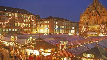 Christmas Wonderland with Prague