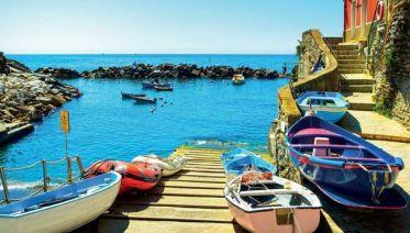 Cinque Terre & Porto Venere Tour From Florence