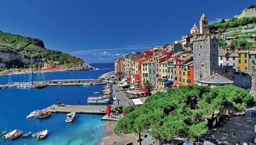 Cinque Terre & Portovenre Tour From San Gimignano