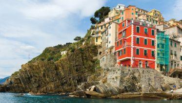 Cinque Terre: Hike, Bike & Kayak