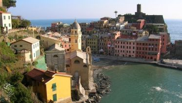 Cinque Terre, Portovenere & Portofino