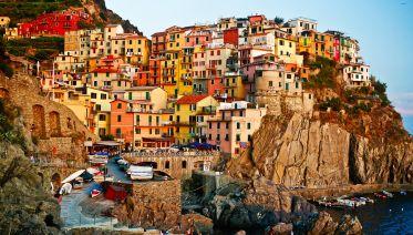 Cinque Terre and Liguria