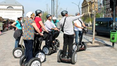 City Park Segway Tour