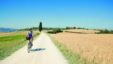Classic Chianti Cycling
