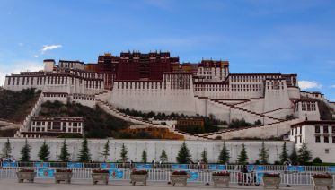 Classic Lhasa Group Tour: 4 Days