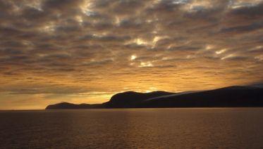 Classic Northwest Passage And Greenland