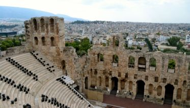Classical Greece Overland 7D/6N