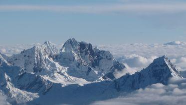 Climb Pisco and Chopicalqui