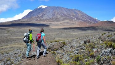 Climbing Kilimanjaro 6-Day Machame Route