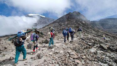 Climbing Kilimanjaro 7-Day Rongai Route