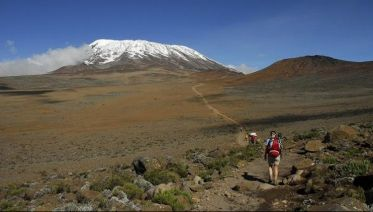 Climbing Kilimanjaro mountain 7-Day Lemosho Route