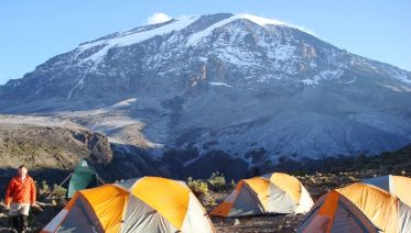 Climbing Kilimanjaro Mountain 7-Days Machame Route