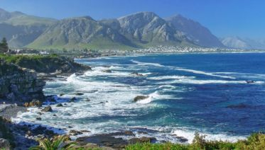Coast, Lesotho & Cape Town