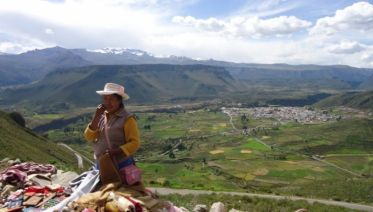 Colca Canyon Sightseeing Tour 2D/1N