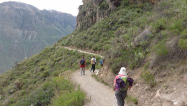 Colca Canyon Trekking 3D/2N