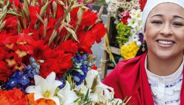 Colombia & The Medellin Flower Festival - Limited Edition