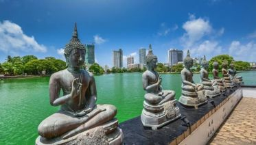 Colombo, Caves & Kandy - 8 days