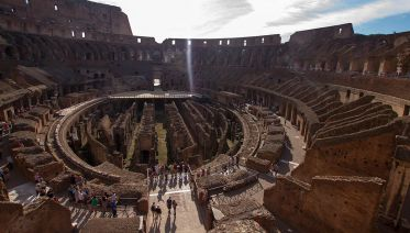 Colosseum Tour With Roman Forum & Palatine Hill