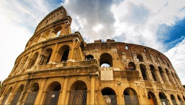 Colosseum Tour With Virtual Reality
