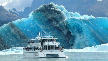 Combined : Ríos De Hielo Express + Perito Moreno Glacier