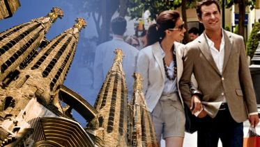 Combo Offer: Gaudí & Shopping