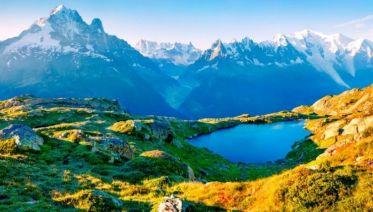 Complete Tour du Mont Blanc