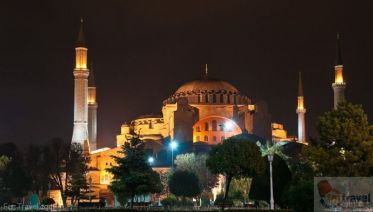 Constantinople to Yerevan Tour