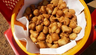 Cooking Tour In Kumasi