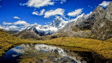 Cordillera Huayhuash Trek (8 days)