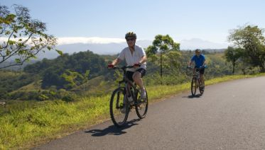 Costa Rica Coast to Coast Ride