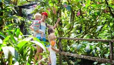 Costa Rica Family Vacation