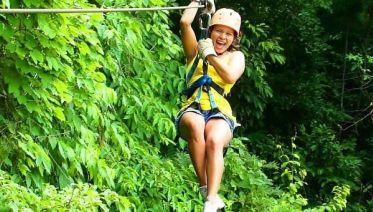 Costa Rica: Rainforest & Beach Adventure