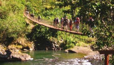 Costa Rica Traverse