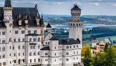 Country Roads Of Bavaria Switzerland And Austria