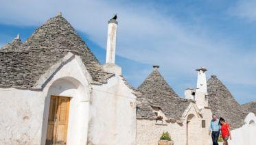 Country Roads Of Puglia And The Neapolitan Riviera