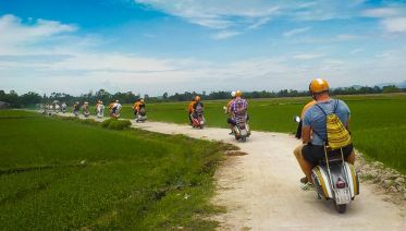 Countryside Vespa Tour from Hoi An