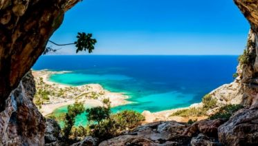 Crete North to South Coast