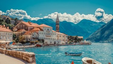 Croatia and Montenegro (port-to-port cruise)