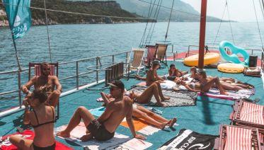 Croatia Island Hopper from Split - Classic Standard Below Deck