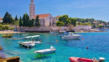 Croatia Sailing Adventure Traditional ES - 8 days