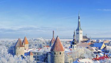 Cross-country Skiing: Estonia