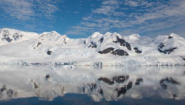 Crossing The Antarctic Circle From Ushuaia