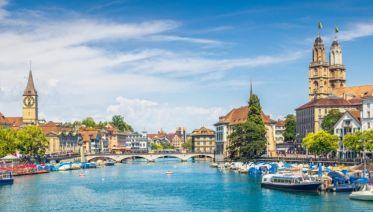 Cruise & Rail: Milan, Venice & the Swiss Alps (2022)