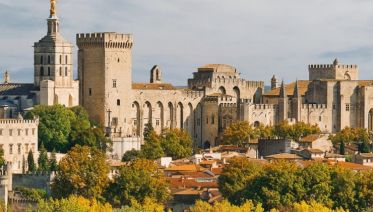 Cruise from Chalon-sur-Saône to Avignon