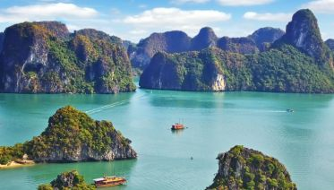 From The Mekong Delta To The Temples Of Angkor & Hanoi And Halong Bay (port-to-port Cruise)