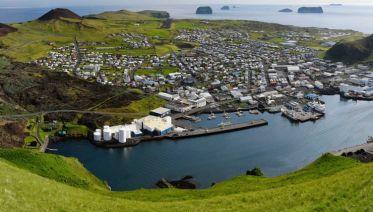 Cruising Iceland: Westman Islands to Westfjords