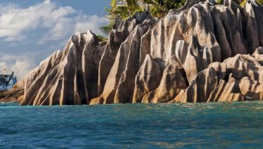 Cruising in the Seychelles (Garden of Eden)