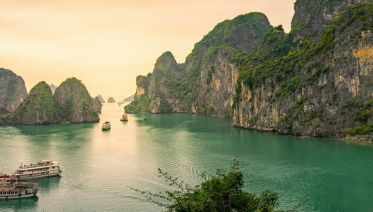 Cruising The Coast Of Vietnam - North To South