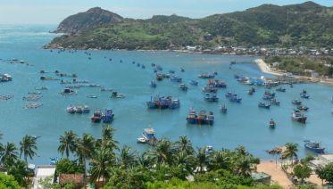Cruising The Coast Of Vietnam: South To North