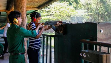 Cu Chi Tunnel Tour From Ho Chi Minh Port